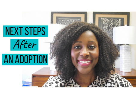 Next Steps After An Adoption Is Finalized