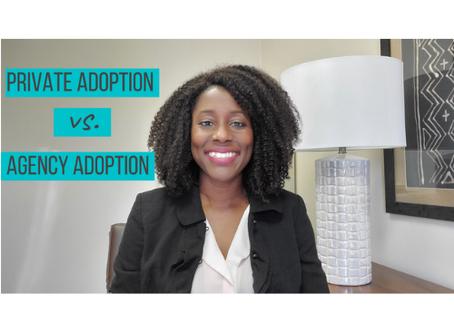 Private Adoption vs. Agency Adoption