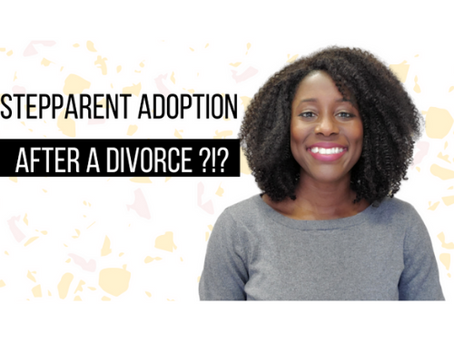 Stepparent Adoption After Divorce?!?