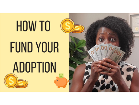 6 Ways To Fund Your Adoption