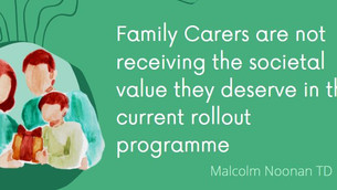 Family Carers COVID-19 support