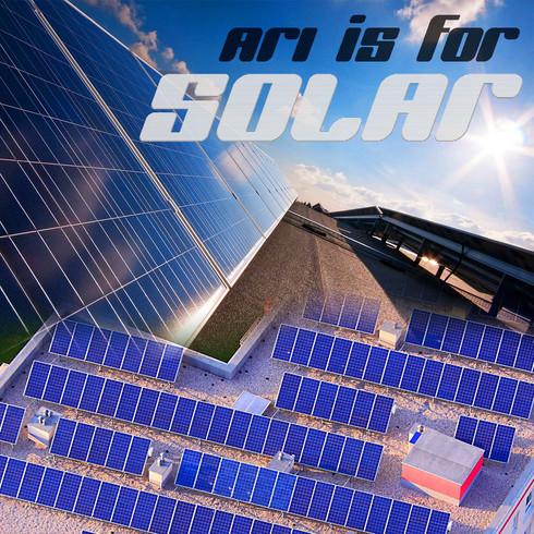 Rooftop As-Built Surveys for Solar Installation