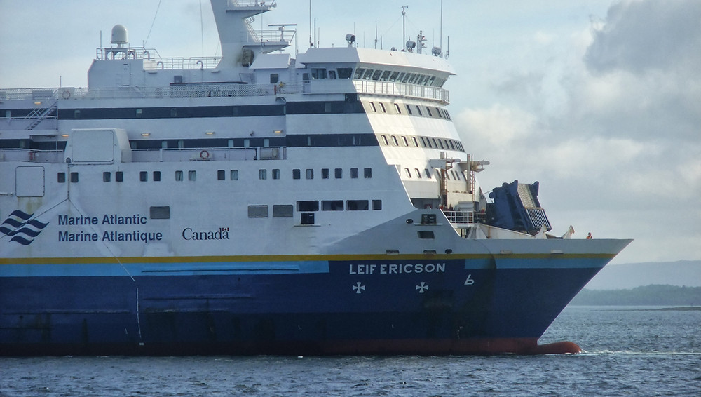 MV Leif Ericson - Marine Atlantic