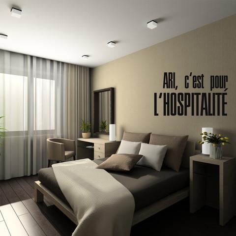 Solution d'enquête en hospitalité, tel que construit