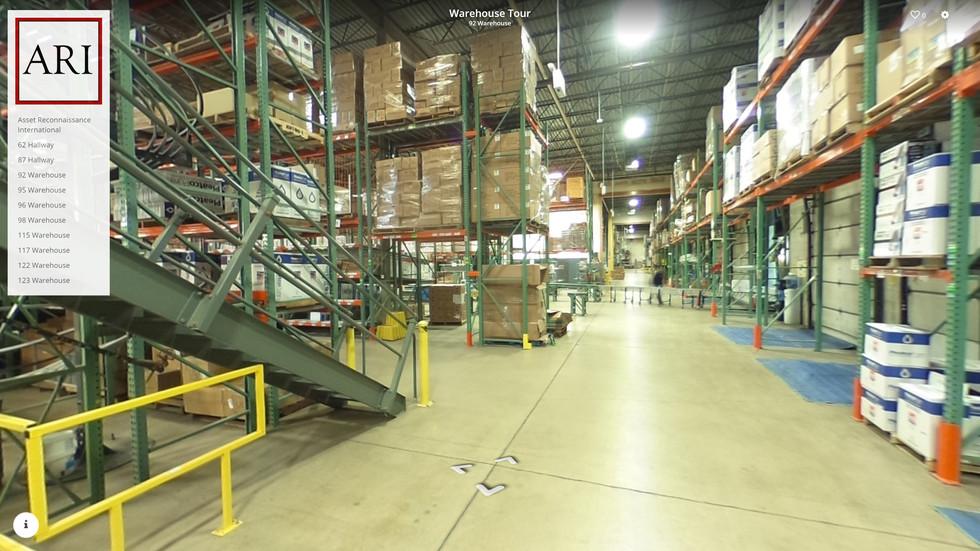 Example Warehouse Tour
