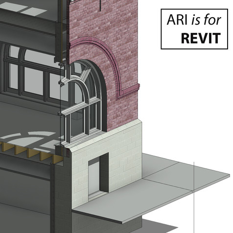 3D Revit Surveying