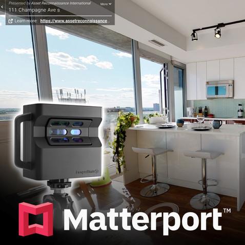 Matterport Scanning