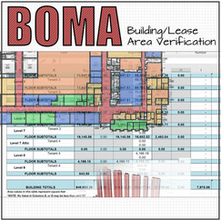 BOMA Building/Lease Area Verification