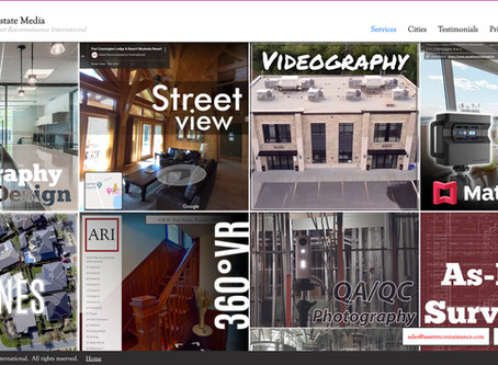 Asset Reconnaissance International launches new Real Estate Photo Service - ARI Real Estate Media!