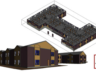First Revit Project!