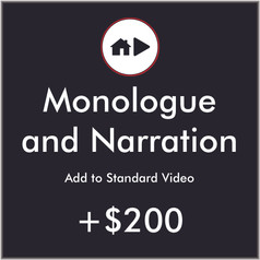 Monologue and/or Narration