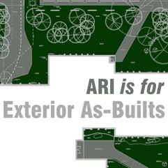 Exterior As-Builts