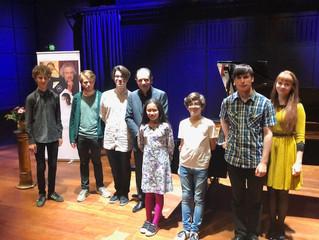Gradus International Piano Festival blev afrundet med maner!