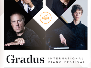 Program for åbne mesterkurser, Gradus International Piano Festival 2019