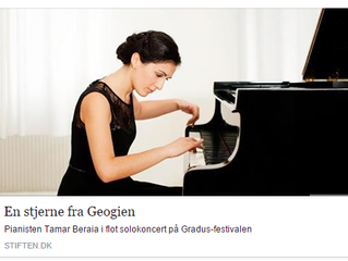 Gradus international Piano Festival var en stor succes!