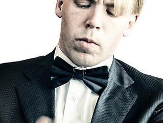 Debutkoncert med Emil Gryesten - 3. november 19:30 symfonisk sal, Aarhus