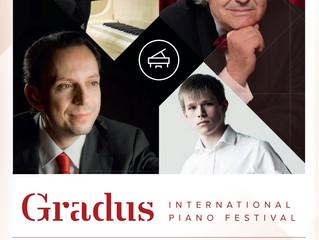 Program for åbne masterklasses til Gradus International Piano Festival 2018