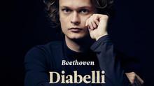 Graduseleven Gustav Piekuts Beethoven-indspilning modtager stor hæder fra anmeldere