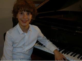 Gustav og Rune er udtaget til Aarhus International Piano Competition