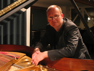 Martin Lysholm Jepsen ansat på Det Jyske Musikkonservatorium