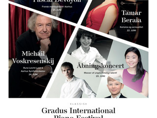 Gradus International Piano Festival 2016