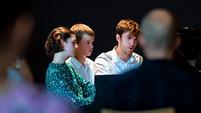 Unge klavertalenter fra hele landet i koncert 8. november