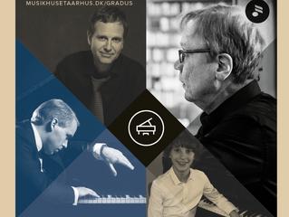 Vi søger værtsfamilier til Gradus International Piano Festival