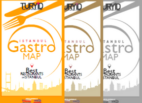 Istanbul Gastro Map