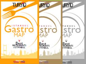 Istanbul Gastro Map