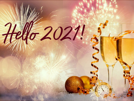 Welcome 2021 in North Texas Wine Country