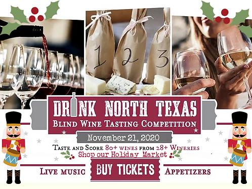 Drink North Texas Holiday Market Vendor Fee