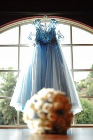 LLSE - Royal Dress and Floral