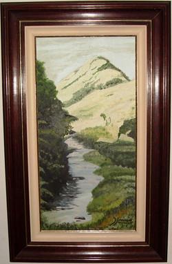 Rios e montanhas