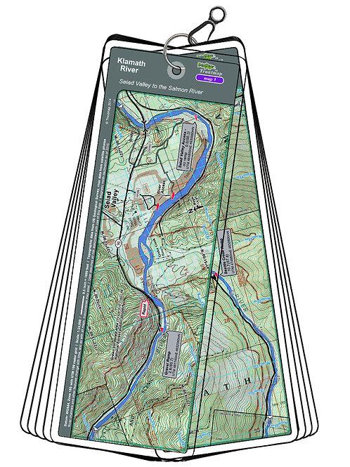 Klamath - Seidad Valley to the Salmon River
