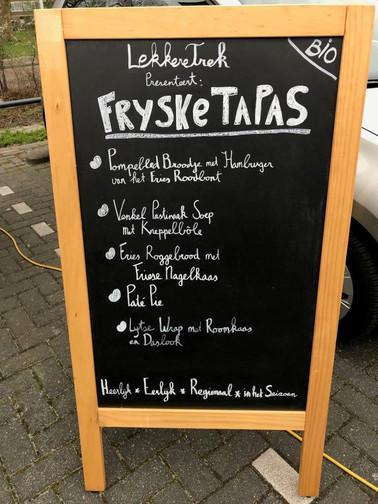 Friese tapas