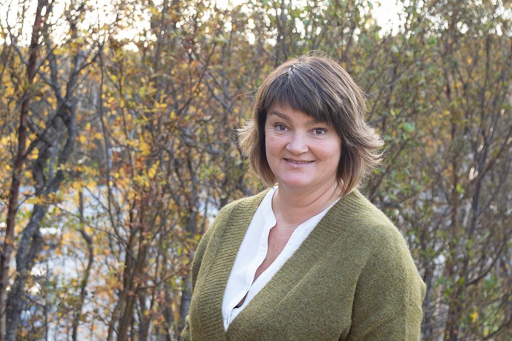 Prosjektleder Hilde Holm Solvoll