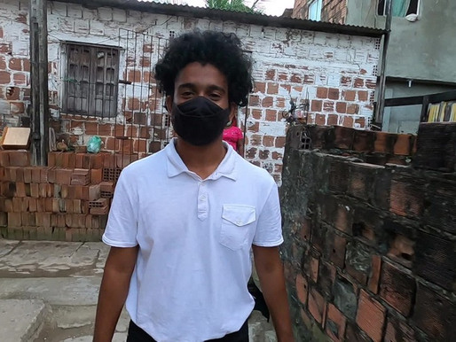 Conheça a história do jovem pernambucano de 20 anos aprovado em 9 Universidades dos EUA