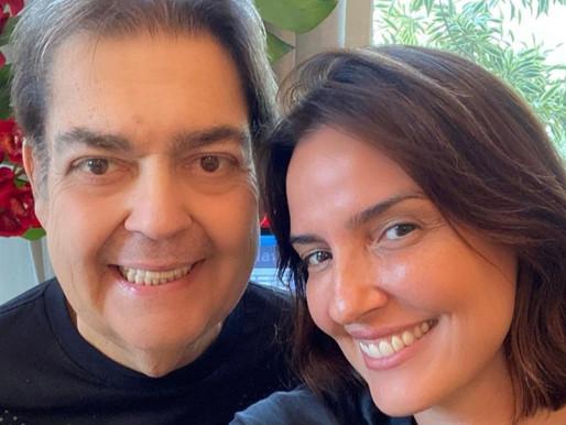 Mulher de Fausto Silva é demitida da Globo após fim do Domingão do Faustão