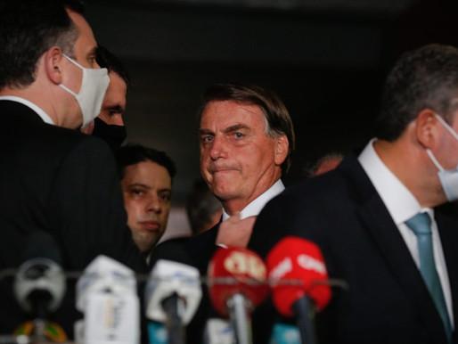 """Bolsonaro diz que vai vetar Fundo Eleitoral de R$ 5,7 bilhões: """"Desperdício""""Presidente"""
