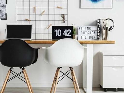 4 detalhes que fazem toda a diferença no home office e você não percebe