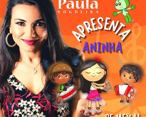 Cantora Ana Paula Nogueira fará  lançamento de  nova música