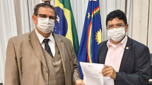 Antonio Fernando confirma autorização do TJPE para implantação da Vara Criminal de Ouricuri