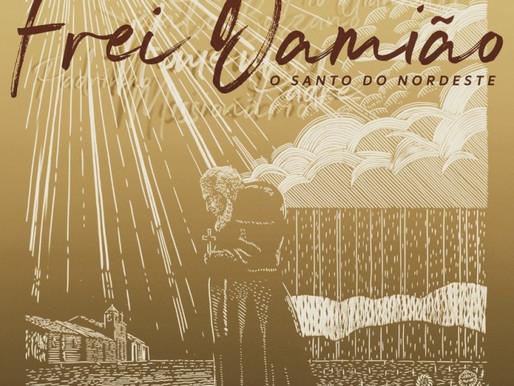 """Longa """"Frei Damião – O Santo do Nordeste"""" revela cartaz e trailer oficial"""