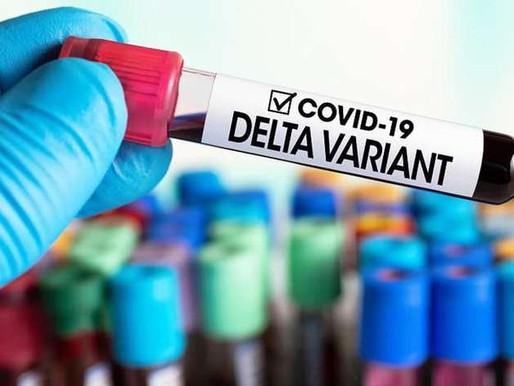 OURICURI: alerta sobre caso confirmado por contaminação de variante Delta