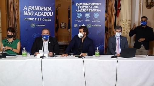 Governo de Pernambuco anunciou novas medidas até 4 de  julho, veja como ficam atividades no Sertão