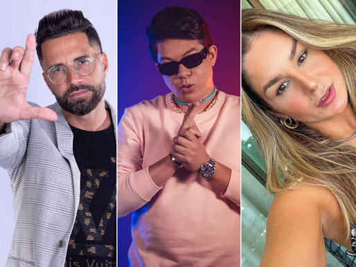 Latino vai refazer clip que fez com DJ Ivis e doar lucros para Pamella ex-mulher do DJ