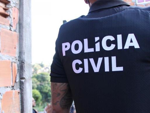 IPUBI: Polícia cumpre mandado de prisão preventiva contra homem acusado de furto qualificado