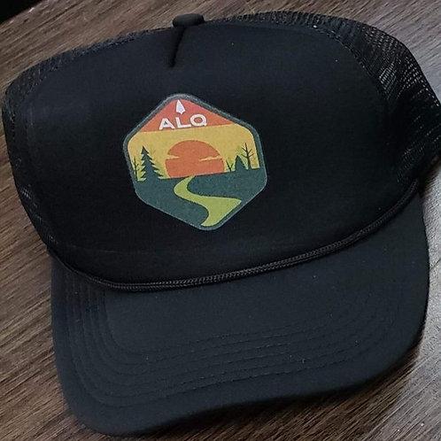 Black Trucker Hats