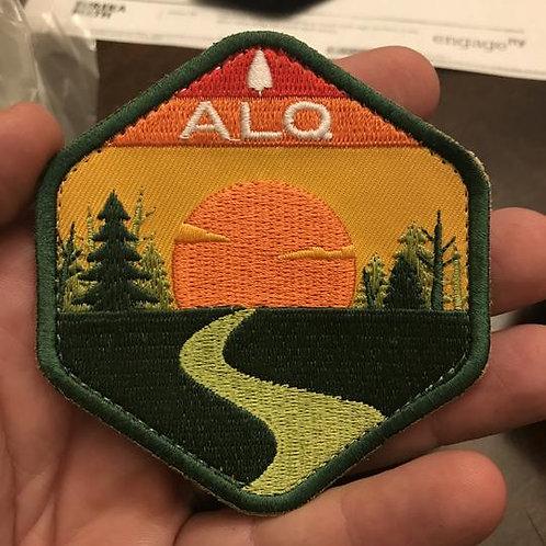 Algonquin Logo Patch