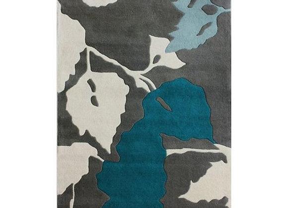 Hand Tufted Erik Rug - Blue - SBFG17B